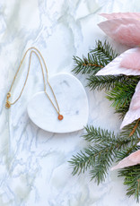 Sugar Blossom Georgie Letter Necklace