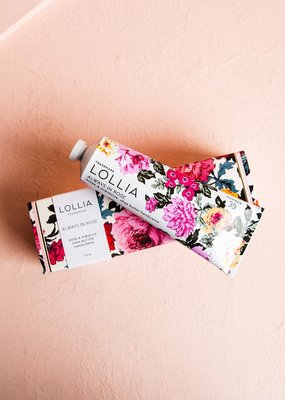 Lollia Lollia Always in Rose in Hand Cream