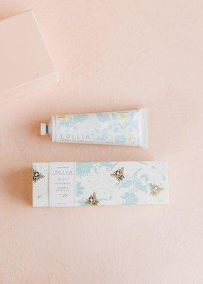 Lollia Lollia Wish Hand Cream in Sugared Vanilla