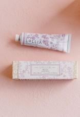 Lollia Lollia Relax Travel Sized Hand Cream