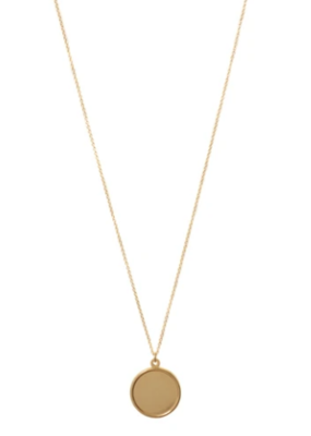 Lisbeth August Necklace - 14k Gold Fill