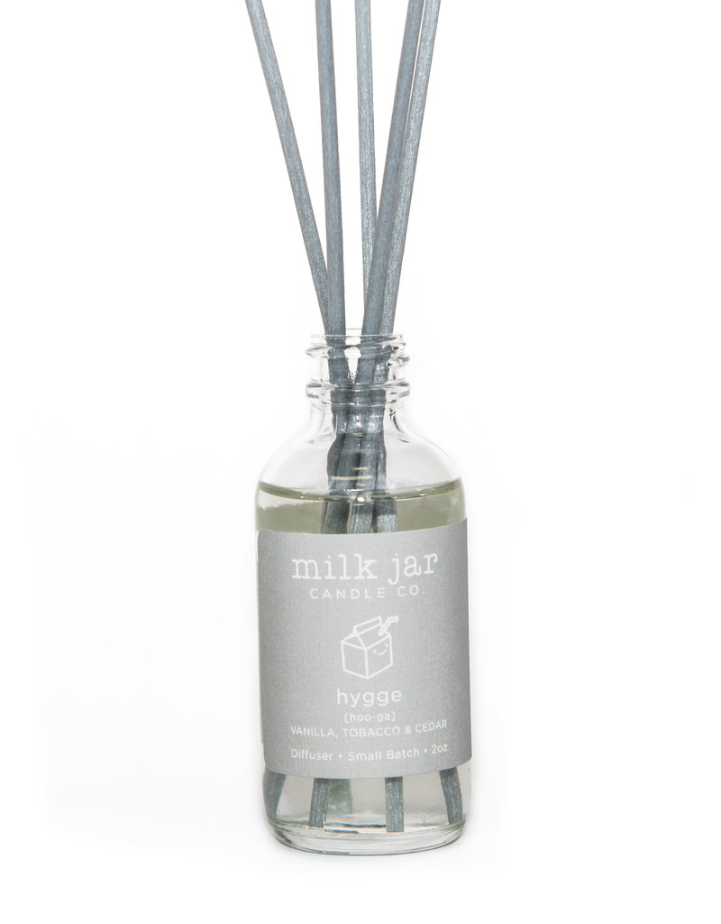 Milk Jar Candle Co. Milk Jar Diffuser - Hygge