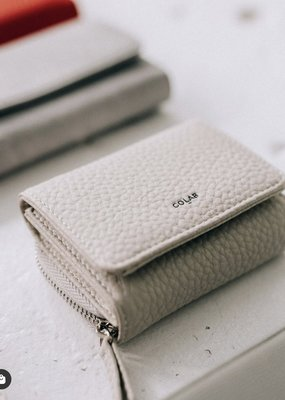 Colab Pebble Tri-Fold Wallet