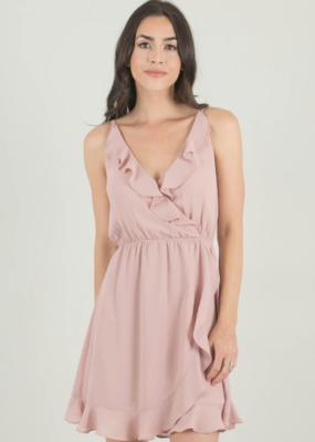 Space46 Taylor Ruffled Dress