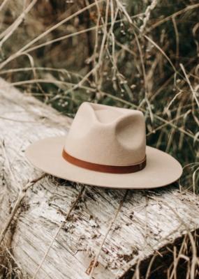 WEST VON West Von - Sloane Classic Rancher - Latte
