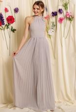 Soieblu Lana Maxi Dress - Light Grey