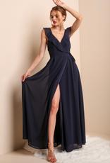Soieblu Leia Maxi Dress - Ivory