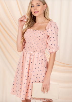 Everly Julie Smocked Dress