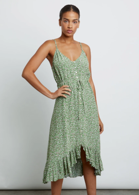 Rails Frida Midi Dress in Juniper