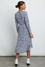 Rails Jade Dress in Navy Camellia