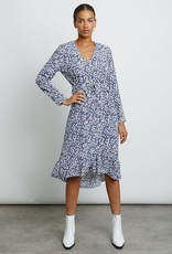 Rails Jade Dress in Navy Camellia