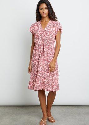 Rails Rails - Kiki Dress in Scarlett Camellia