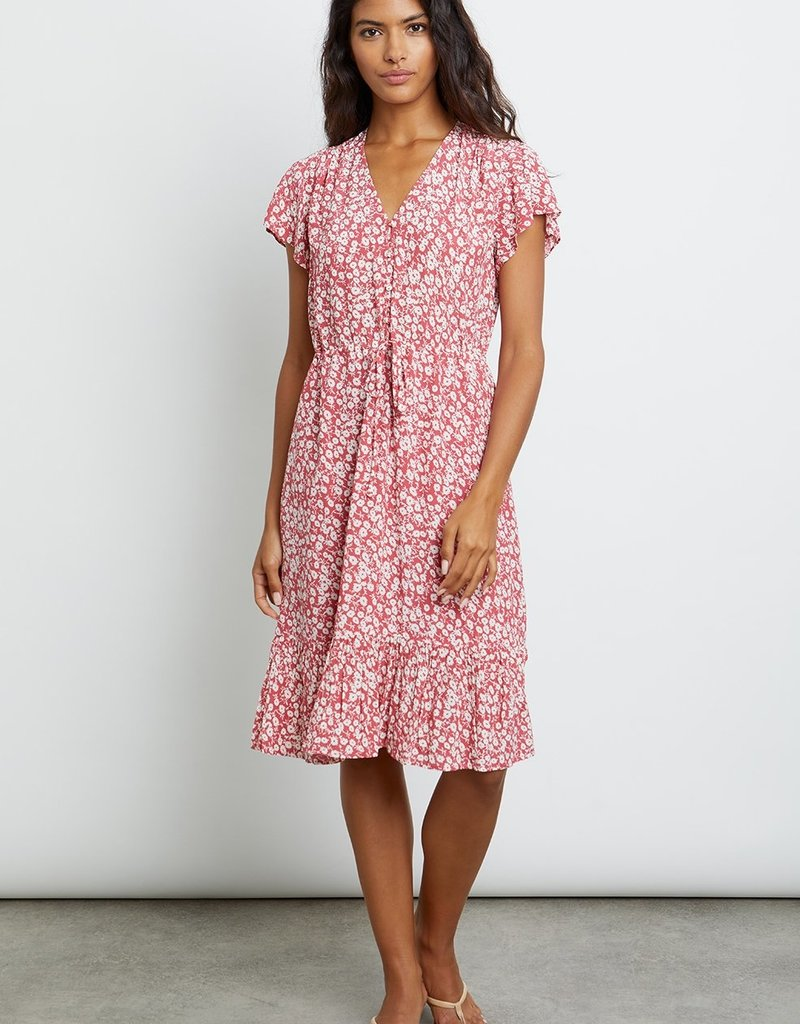 Rails Kiki Dress in Scarlett Camellia