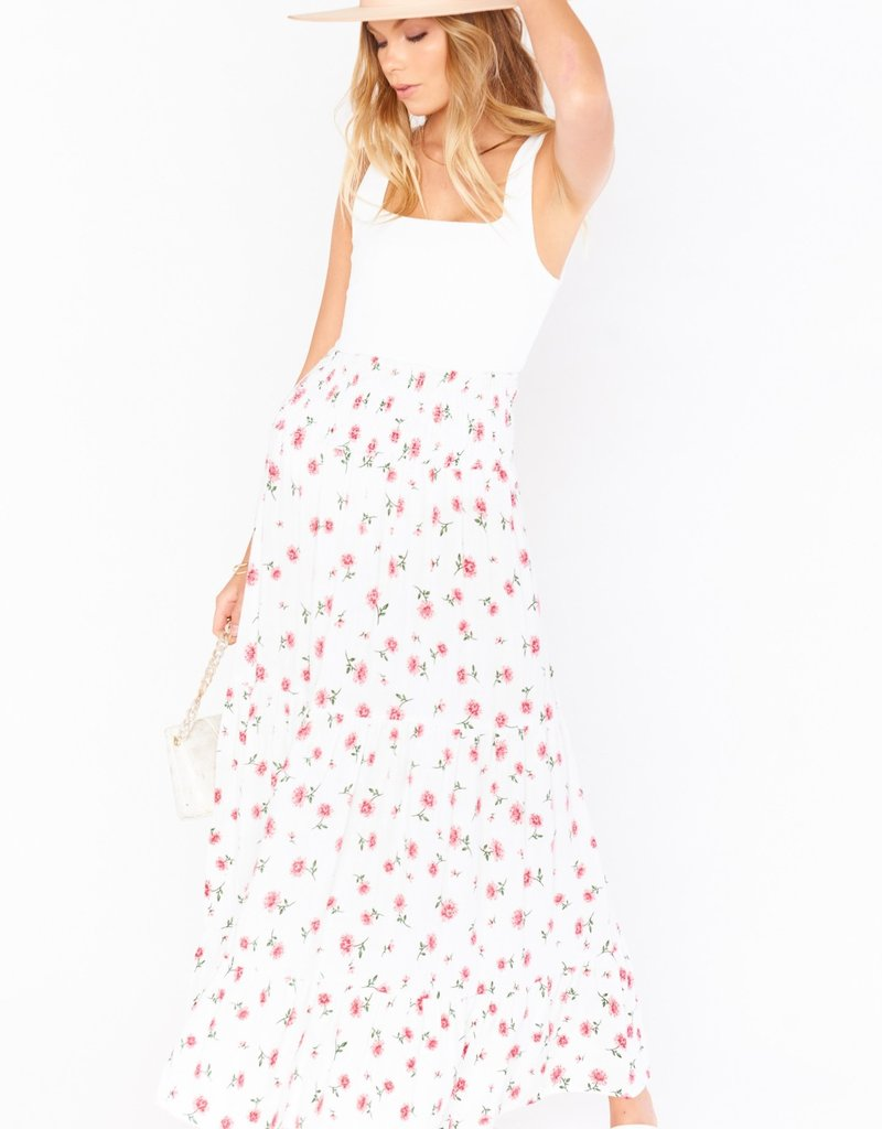 Show Me Your Mumu Sadie Convertible Skirt Dress in Darling Ditsy