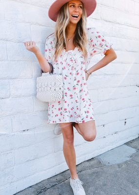 Show Me Your Mumu Show Me Your Mumu - Ellen PJ Dress in Darling Ditsy