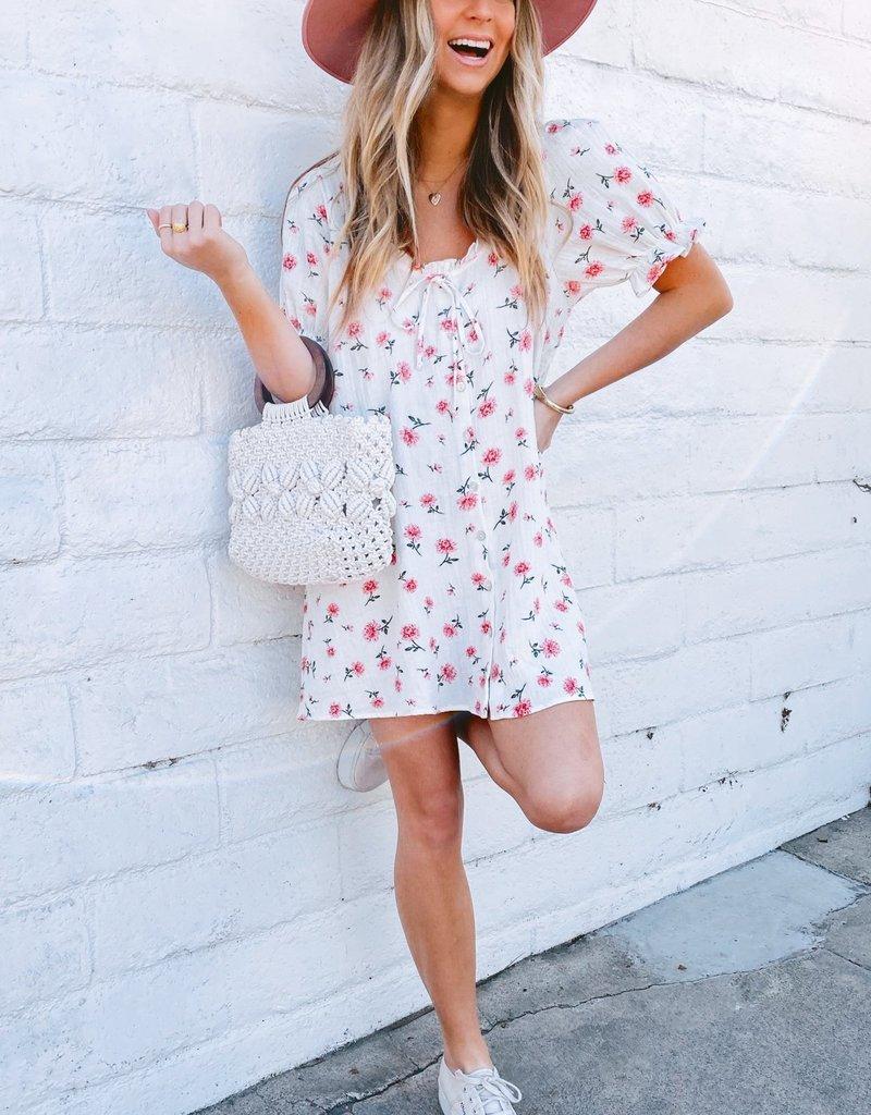 Show Me Your Mumu Ellen PJ Dress in Darling Ditsy