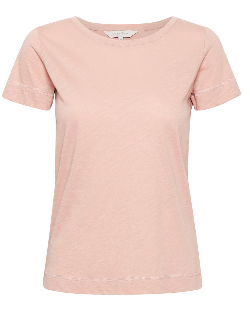 Part Two Hosantra Rose Tee