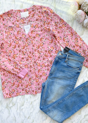 Part Two Pax Floral Printed Blouse
