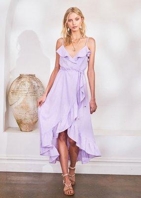Lost in Lunar Bianca Wrap Dress