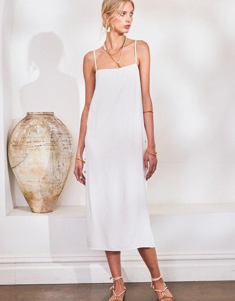 Lost in Lunar Priya Dress in White