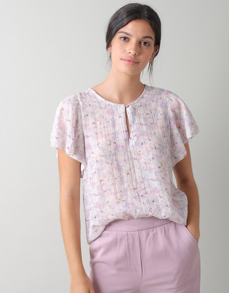 Indi and Cold Adele Blouse