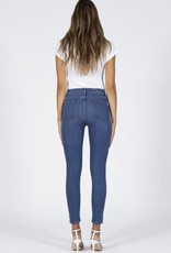 Black Orchid Gisele High Rise Skinny - Nights Like This Wash