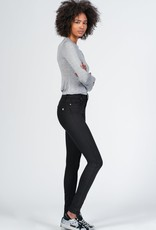 Black Orchid Gisele High Rise Super Skinny in So Black