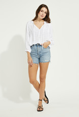 Gentle Fawn Jane Top in White