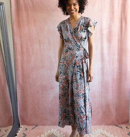 Angel Eye Maria Wrap Maxi Dress