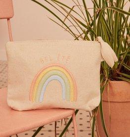 Des Petits Hauts Des Petits Hauts - Ofleur Rainbow Pouch