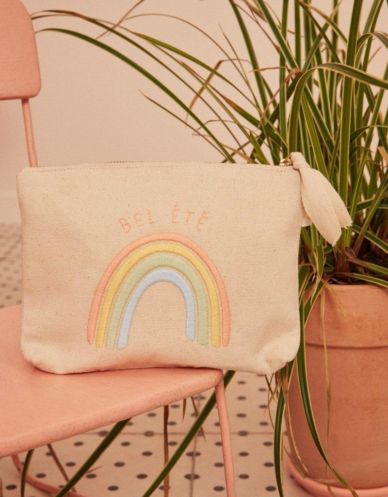 Des Petits Hauts Ofleur Rainbow Pouch