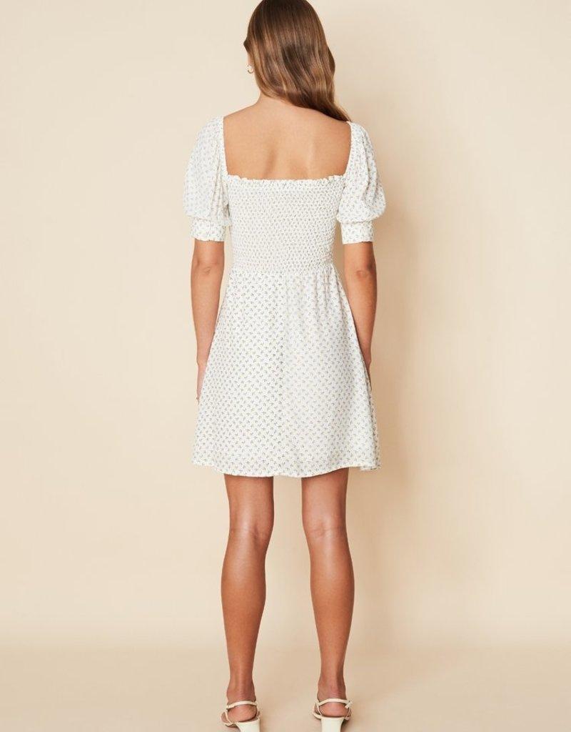 Faithfull Dulcia Mini Dress