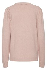B.Young Nonina Pullover Sweater in Rose