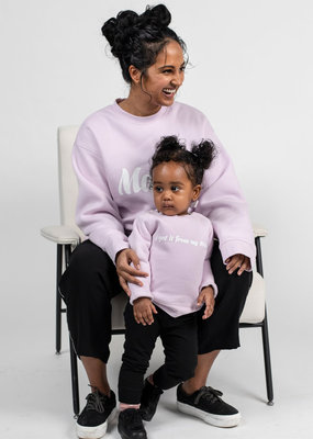 "Brunette the Label Brunette the Label - Limited Edition ""Got It From My Mama"" Unisex Kids Sweatshirt *More Colours*"