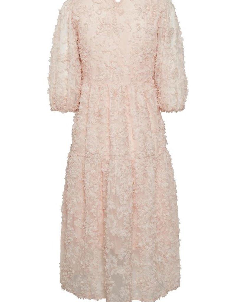 InWear Gici Midi Dress in Pale Blush