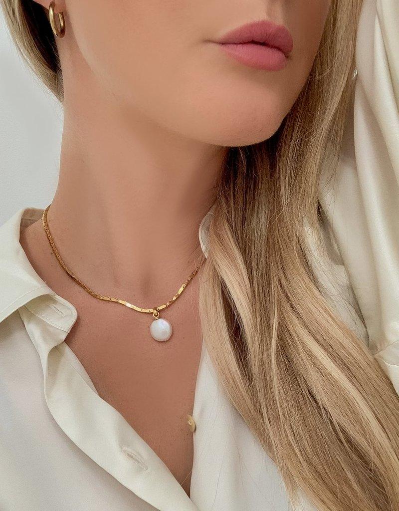 Sugar Blossom Pearla Necklace