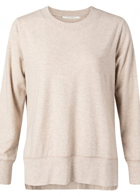Yaya Lightweight Brushed Sweater