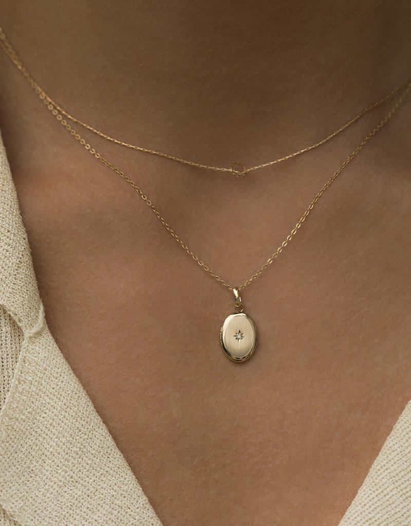 Leah Alexandra Leah Alexandra Love Knot Necklace