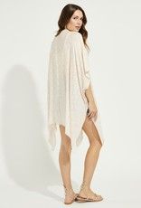 Gentle Fawn Galaxy Cover-Up - Rose Dust Print