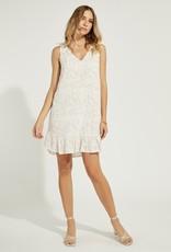Gentle Fawn Pixel Dress