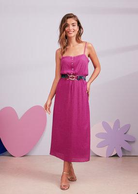 Des Petits Hauts Des Petits Hauts - Samanta Spotted Dress
