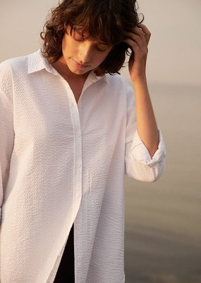 Part Two Ishma Oversized Button-Up Shirt