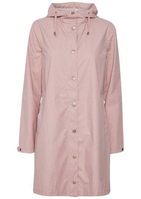 Cream Alma Raincoat