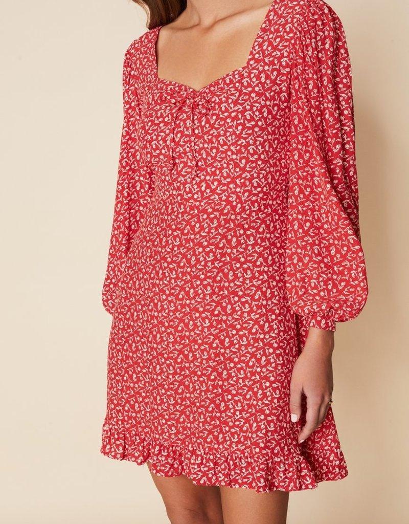 Faithfull Calla Mini Dress