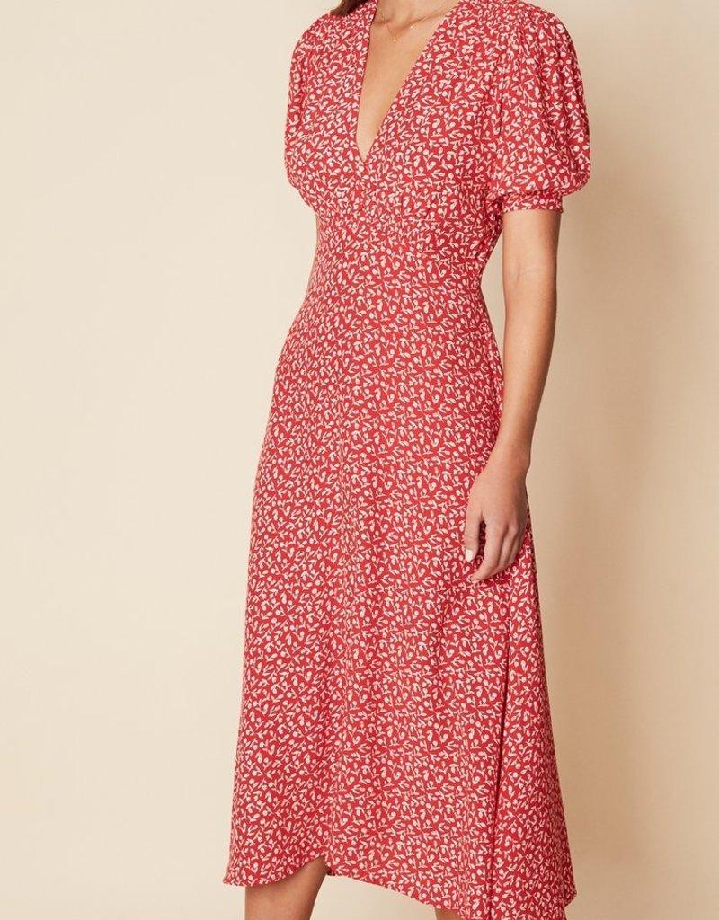 Faithfull Sonja Midi Dress
