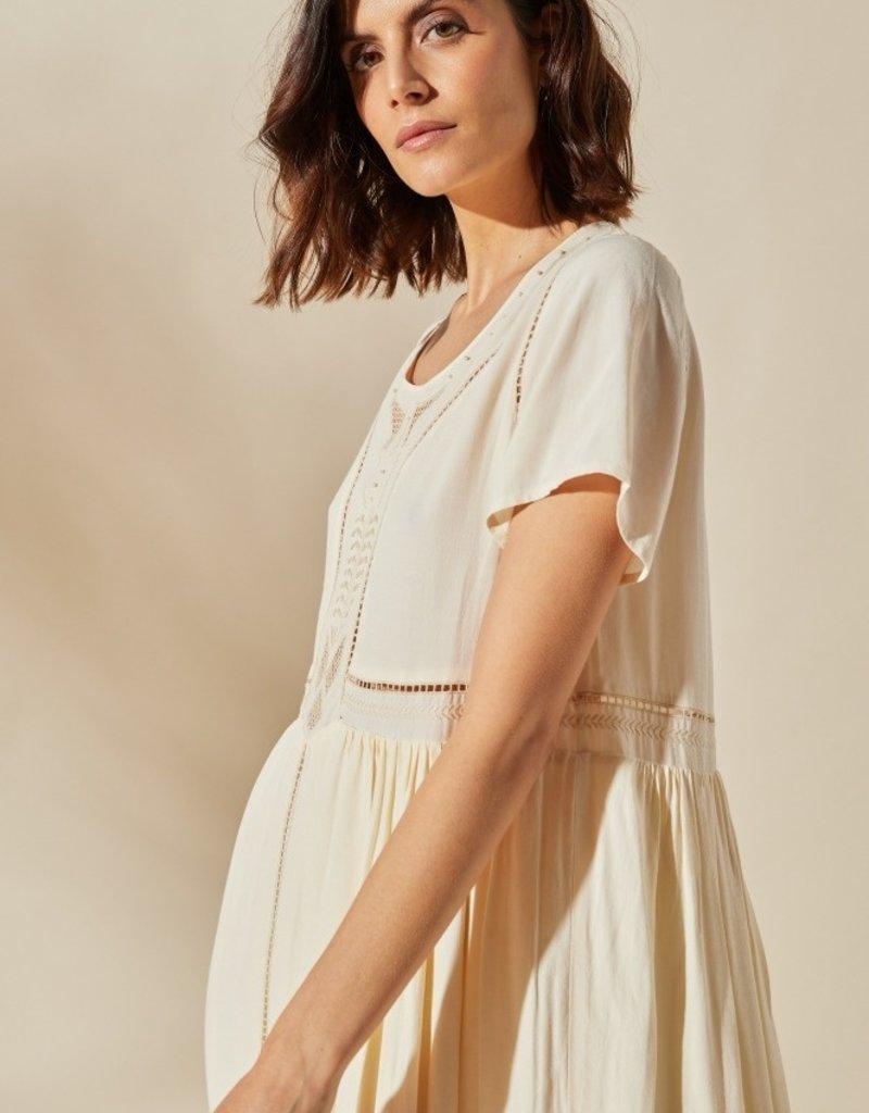Louizon Beck Embroidered Dress