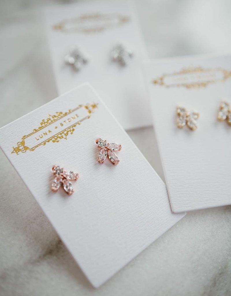 Luna & Stone Avignon Earrings