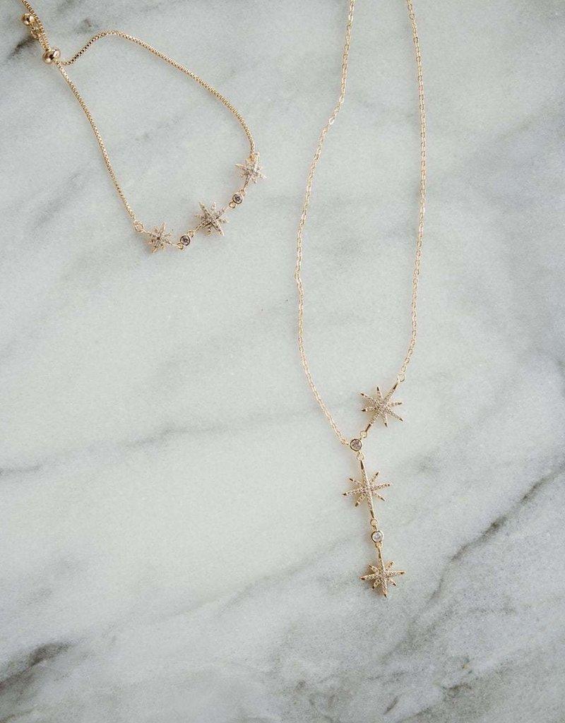 Luna & Stone Lyra Bracelet
