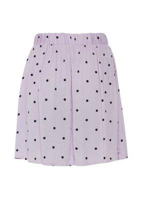 ICHI Marrakech Mini Skirt - Polka Dot