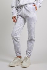 Brunette the Label Best Friend Jogger - Cloud Lavender Tie Dye